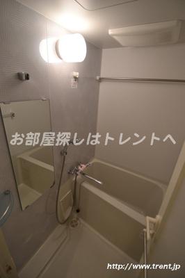 【浴室】BPRレジデンス代々木初台