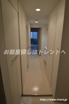 【玄関】BPRレジデンス代々木初台