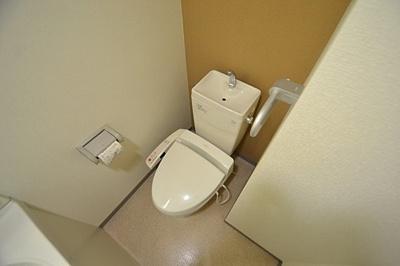 【トイレ】ダイドーメゾン神戸六甲