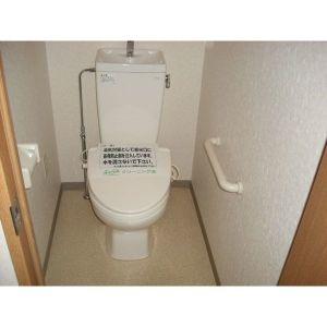 【トイレ】ラシュレ・ウエスト六甲