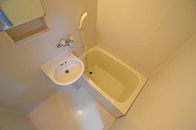 【浴室】アルティスタ神戸