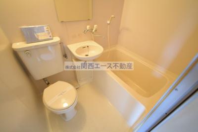 【トイレ】PALMIZIO花園Ⅰ