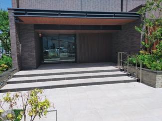 【エントランス】ザ・パークハウスオイコス八潮