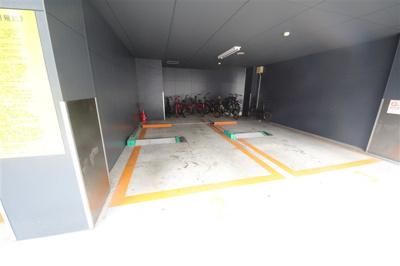 【駐車場】ラフォレスタ