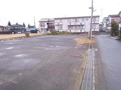 【外観】矢吹駐車場