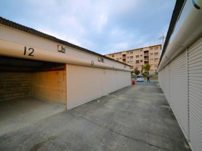 【外観】楠木ガレージ