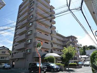 【外観】コンツェルトパーク矢野弐番館