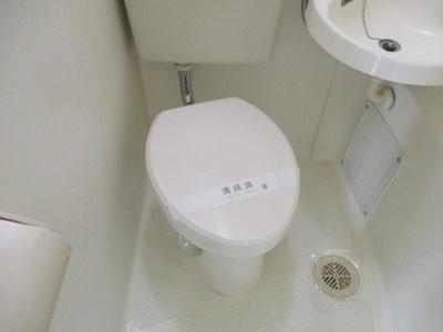 【トイレ】エルベ玉出東