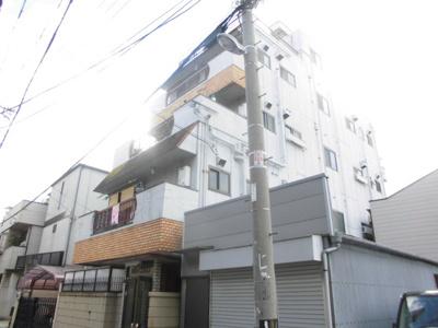 【外観】幸田マンション