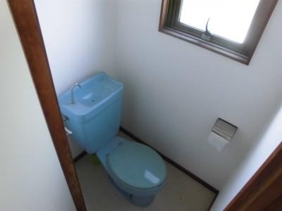 【トイレ】幸田マンション