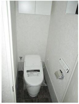 【トイレ】ベルセーヌ平間