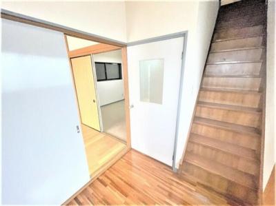 【玄関】エスエスハイツ