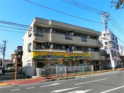 小田急小田原線「向ヶ丘遊園」駅より徒歩5分!便利な立地の3階建てマンションです♪通勤通学はもちろん、お買い物やお出かけにもGood☆
