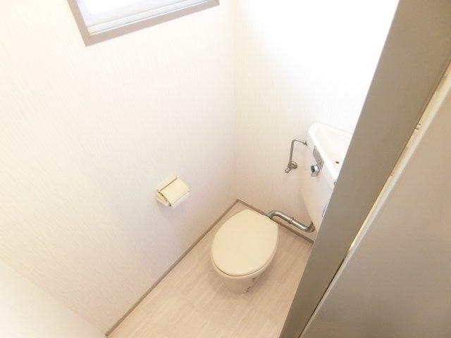 【トイレ】シャトー・ド・イワネ15号館
