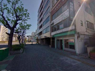 【前面道路含む現地写真】堺市堺区寺地町東 土地