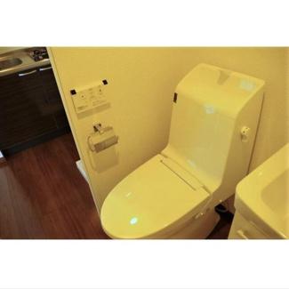 ベルグレードSY トイレ