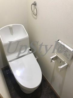 【トイレ】ティープレイス浅草