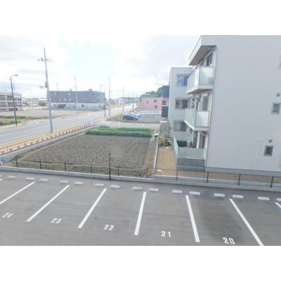【駐車場】マンション ソフィア