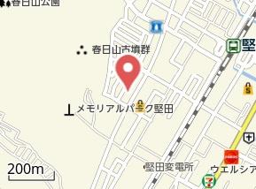 【地図】マンション ソフィア