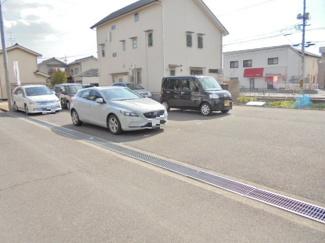 【駐車場】セジュール笠原 A棟