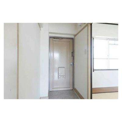 【玄関】ビレッジハウス愛生6号棟
