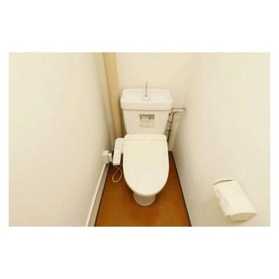 【トイレ】ビレッジハウス愛生6号棟