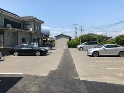 【駐車場】プリモ パッソ