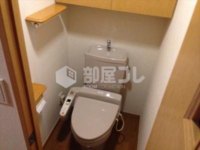 【トイレ】ルーブル蒲田参番館