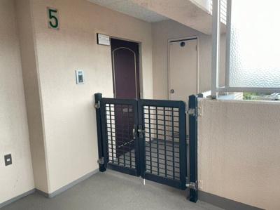 【玄関】パレグランドール長者原駅