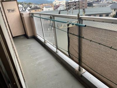 【バルコニー】パレグランドール長者原駅