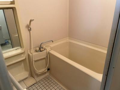 【浴室】パレグランドール長者原駅