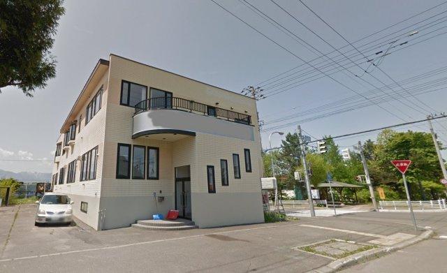 【外観】芽室町西2条5丁目居宅・事務所