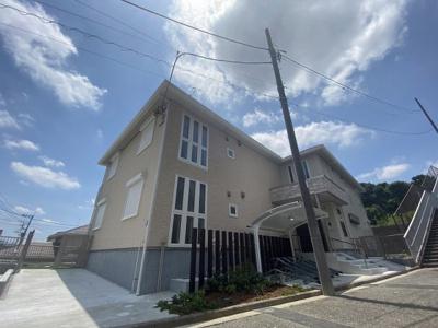 積水ハウス施工の賃貸住宅シャーメゾン♪2021年7月完成予定!ペットOK♪ブルーライン「仲町台」駅より徒歩9分の新築2階建てアパートです♪