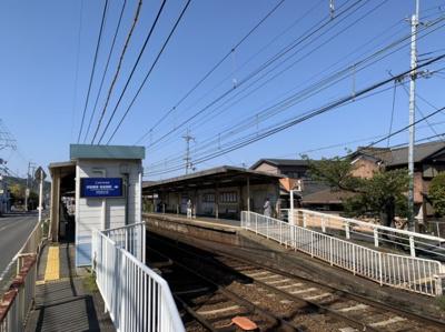 京阪南滋賀駅