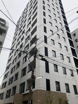 2017年5月築のマンションです。