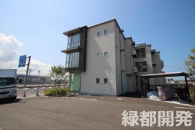【外観】シャーメゾン・プランドール