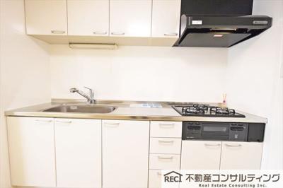 【キッチン】ライオンズマンション魚崎第3