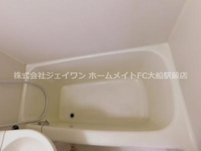 【浴室】キャッスル笠間I