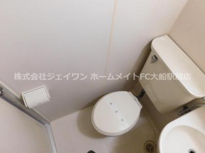 【トイレ】キャッスル笠間I