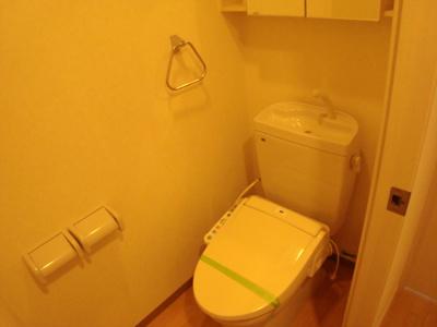 【トイレ】スターテラス白鳥