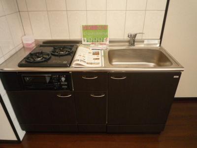 【キッチン】スターテラス白鳥