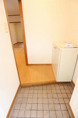 【玄関】星ヶ丘アパートメント