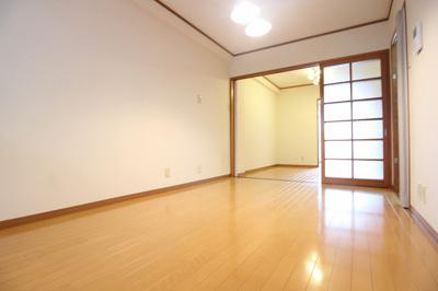 【寝室】星ヶ丘アパートメント