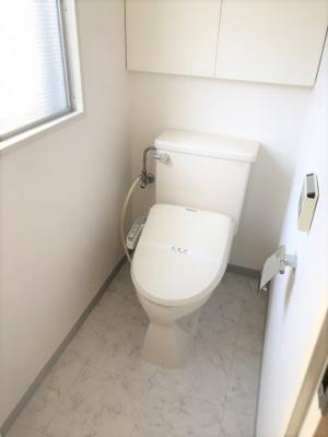 【トイレ】芝二丁目ハイツ