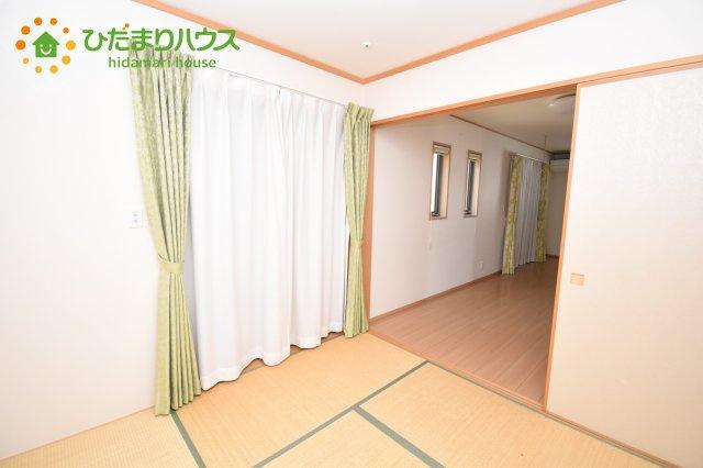 【和室】鴻巣市北新宿 中古一戸建て