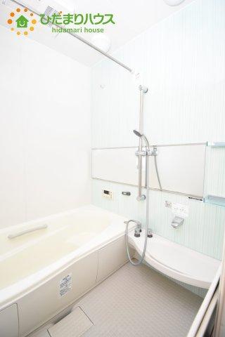 【浴室】鴻巣市北新宿 中古一戸建て