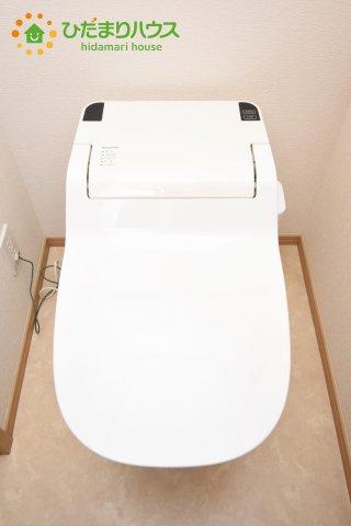 【トイレ】鴻巣市北新宿 中古一戸建て