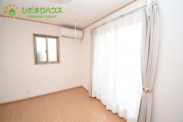 【寝室】鴻巣市北新宿 中古一戸建て