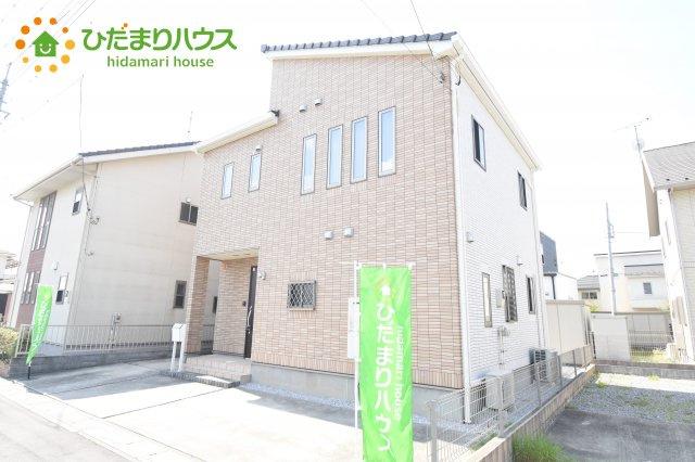 【外観】鴻巣市北新宿 中古一戸建て