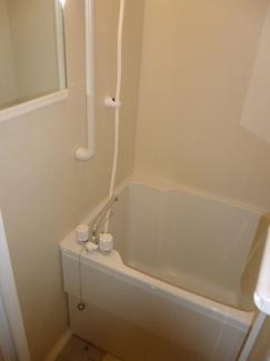 【浴室】リーヴェルステージ白楽壱番館
